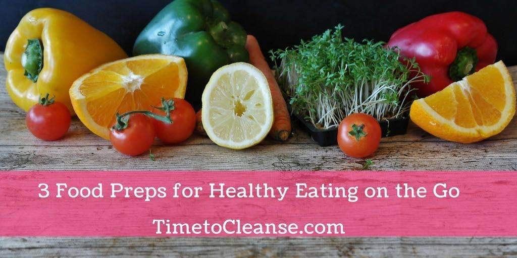Food Prep Vegetables