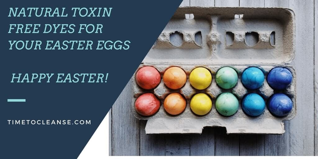 Toxin Free Easter Dyes Main Image