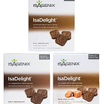isadelight 3 flavours