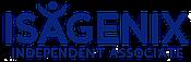 independent isagenix associate logo