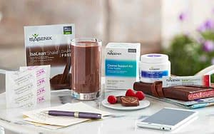 isalean shake cleanse support isasnack pen and cell phone