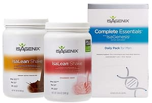 Complete Essentials Daily Pack by Isagenix