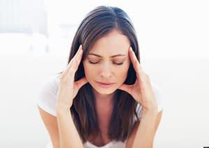 woman adrenal fatigue