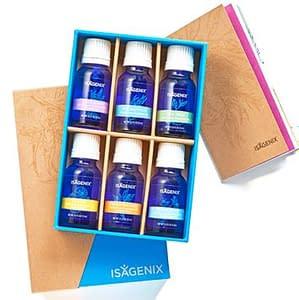 essential oils six singles