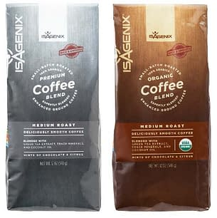 12 ounce bag of coffee