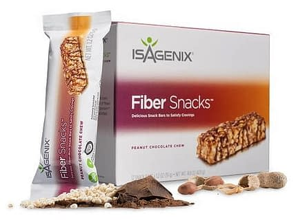 Isagenix Fiber Snacks