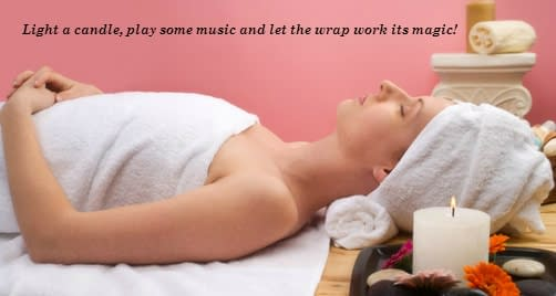 relaxing body wrap