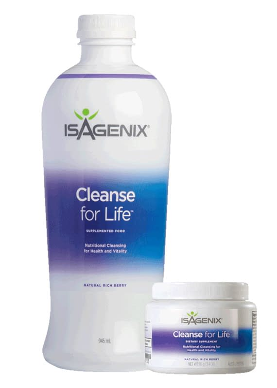 new cleanse for life