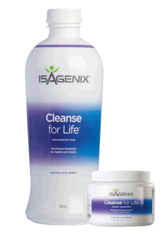 new cleanse for life bottle