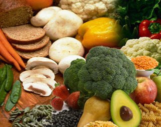 list of foods high in fibre