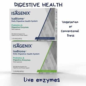vegetarian or conventional diets live enzymes digestive health