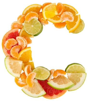 lists of foods high in vitamin c