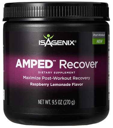 amped recover canister