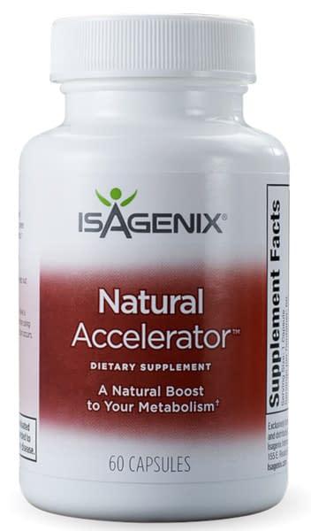 natural accelerator new