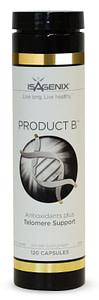 Isagenix Product B Bottle