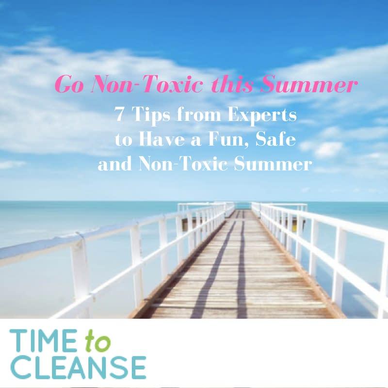 nontoxic summer