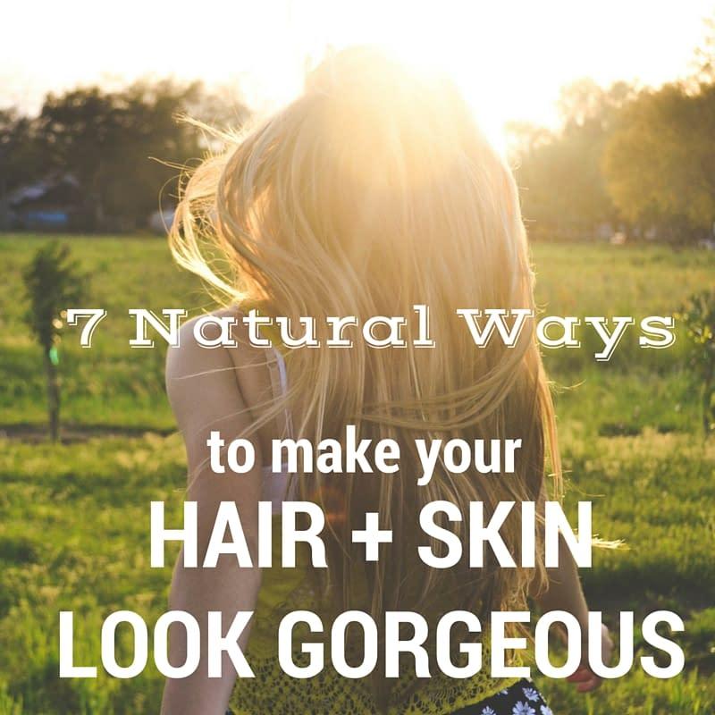 7 Natural Ways