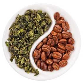 coffee compared to tea