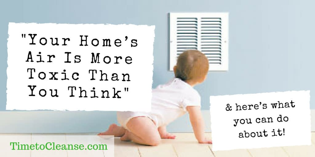 Home Air Toxic Baby