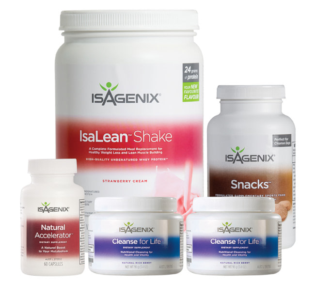 Isagenix 9 Day Cleanse Australia