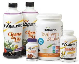 isogenics 9 day cleanse