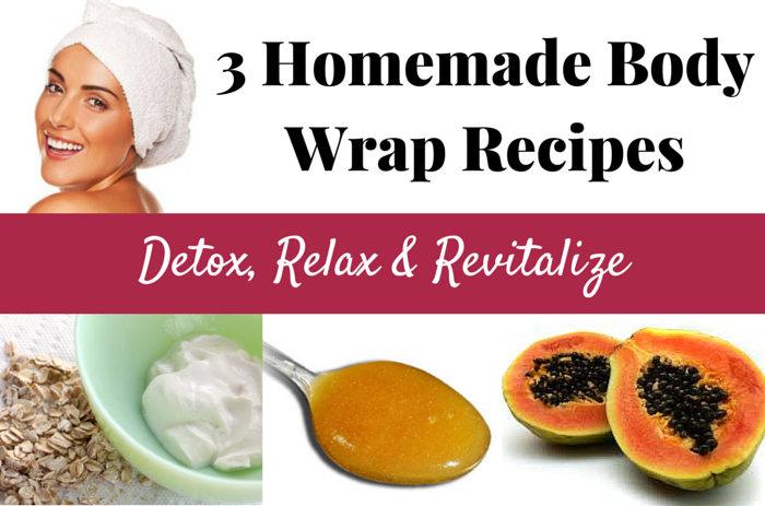 detox wrap recipe