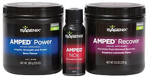 AMPED range new