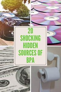 Hidden BPA sign