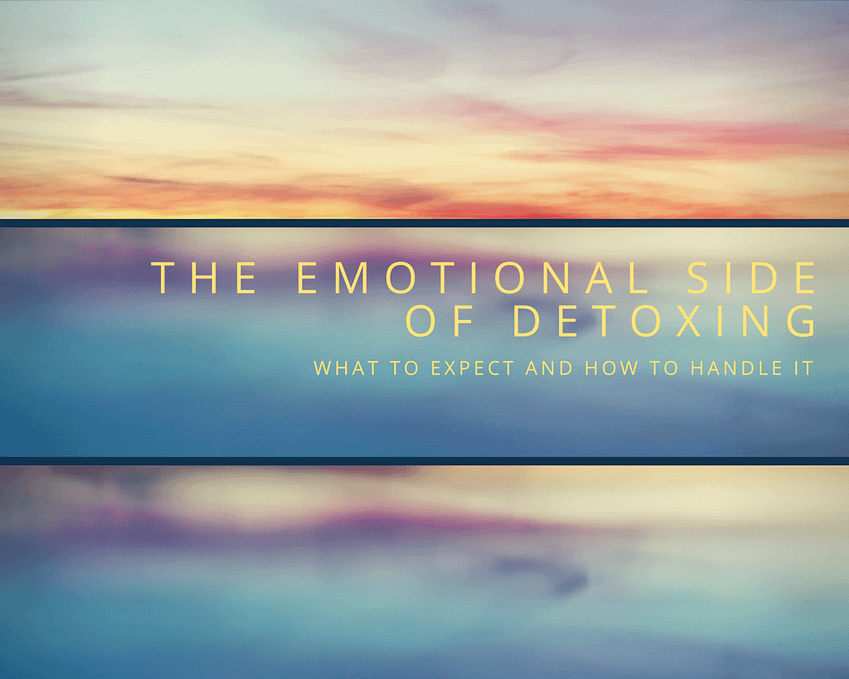 emotional detoxing