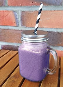 bluenana berry smoothie