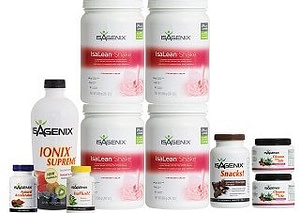 30 day isagenix nutritional cleansing program
