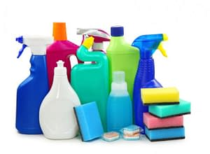 Clean Home: Avoid Toxic Chemicals