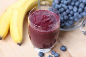 berry cherry smoothie