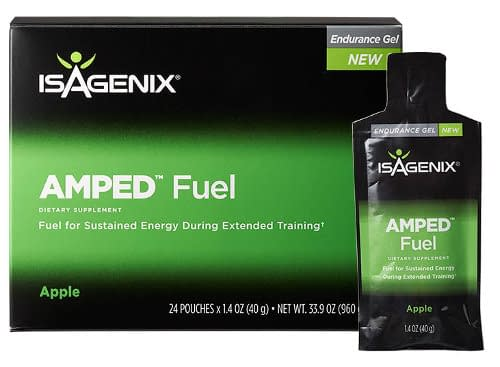 AMPED Fuel Packaging