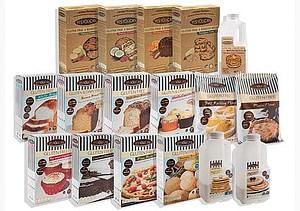 baking mix range